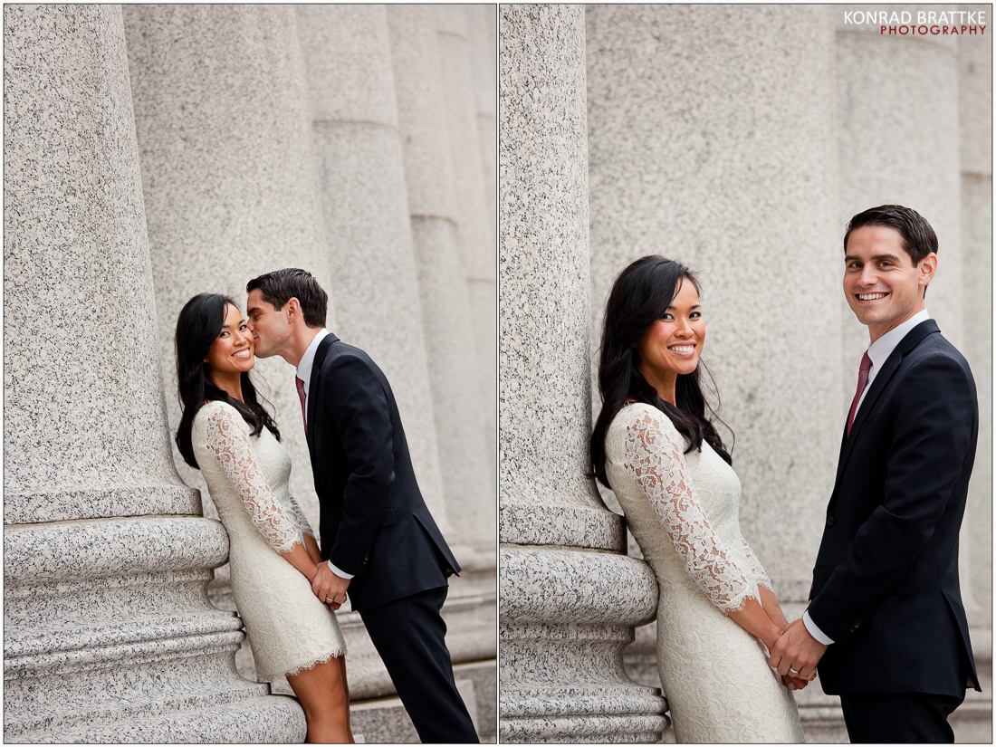 NYC City Hall Wedding Brooklyn Wedding Photographer
