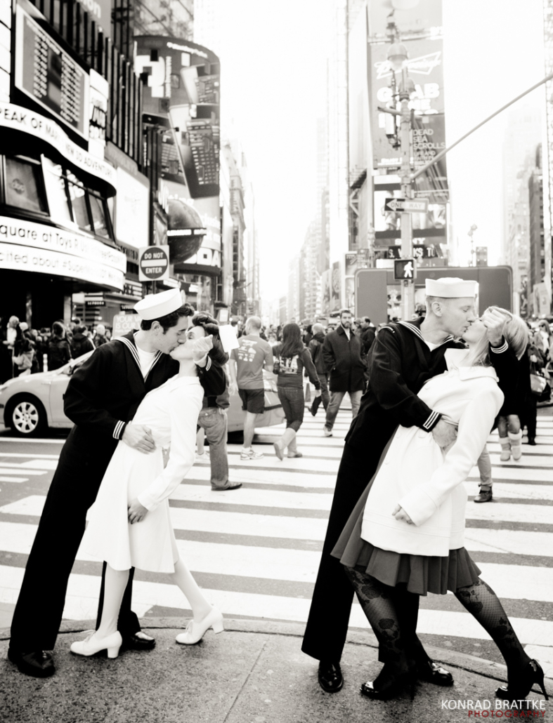 Best New York Engagement Session Locations - NYC
