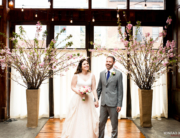 Spring Brooklyn Winery Wedding