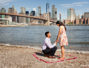New York Proposal Photoshoot