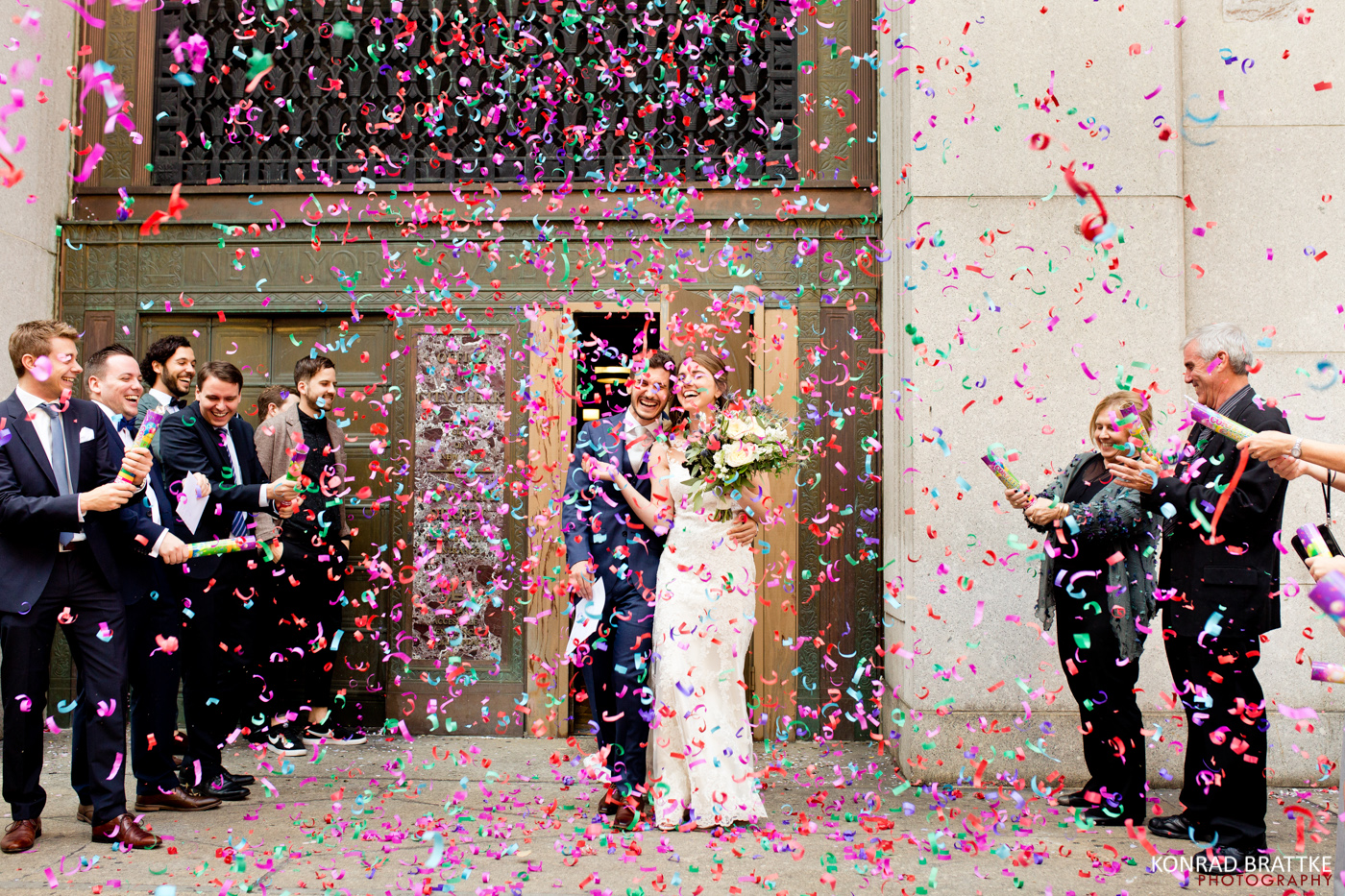 new york city hall wedding and elopement photography