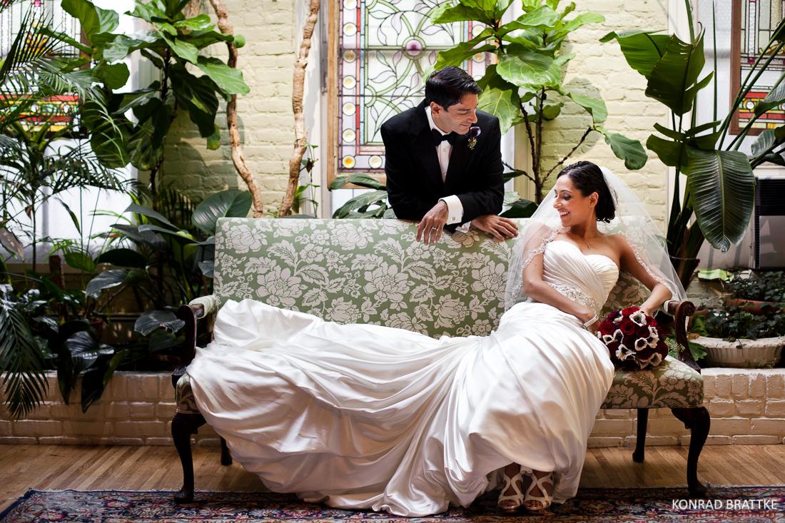 Soho Wedding at the Alger House