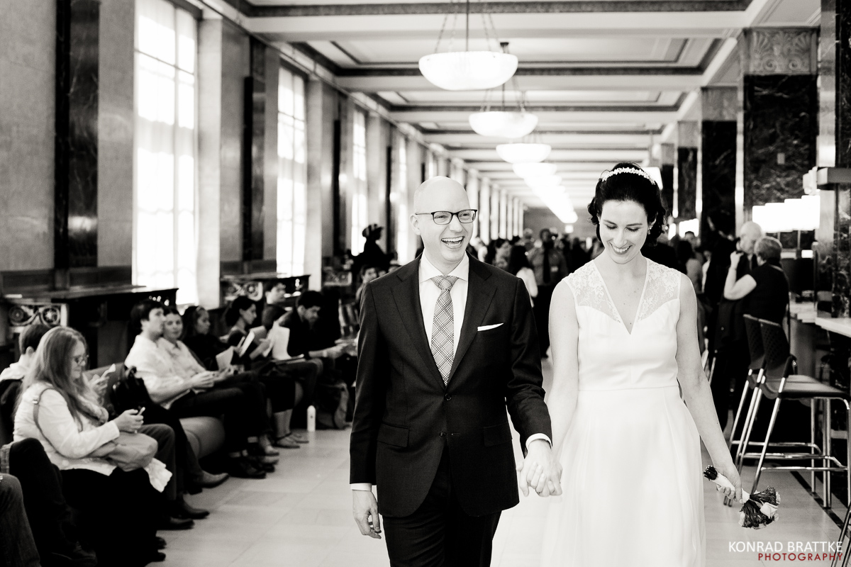 New York City Hall Wedding