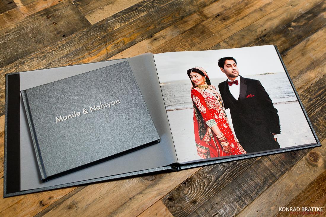 Manile and Nahiyan Wedding Album