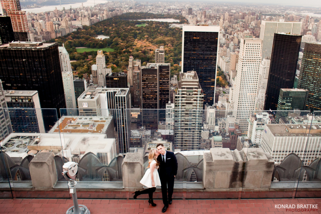 Best New York Engagement Session Locations