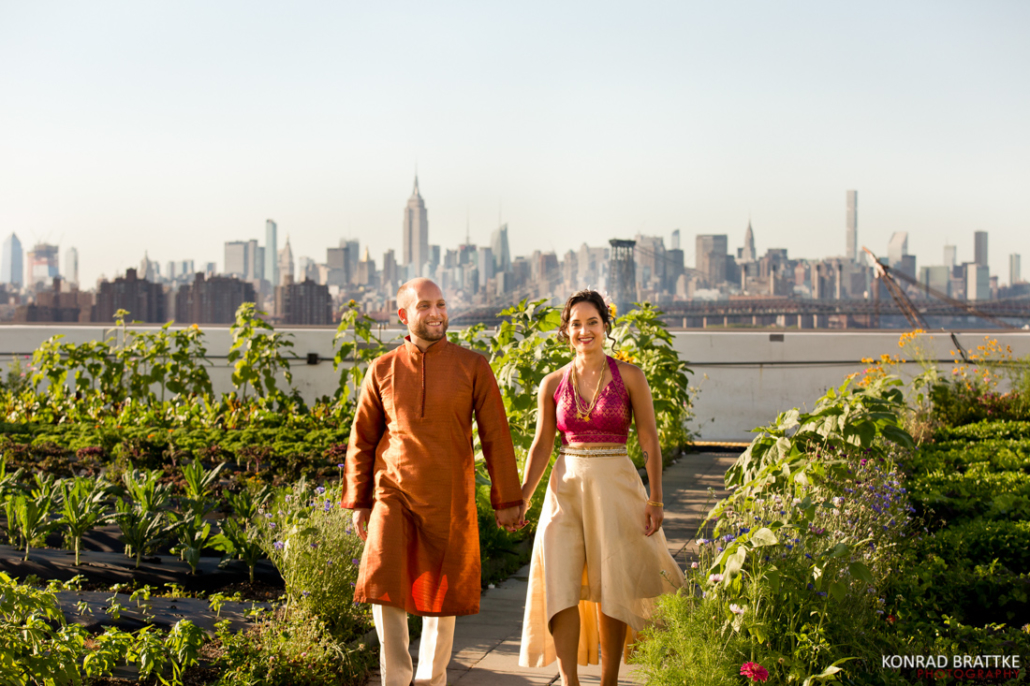 brooklyn grange wedding