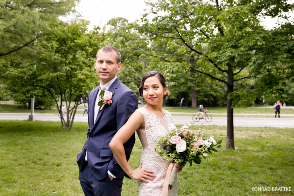 Berg'n wedding