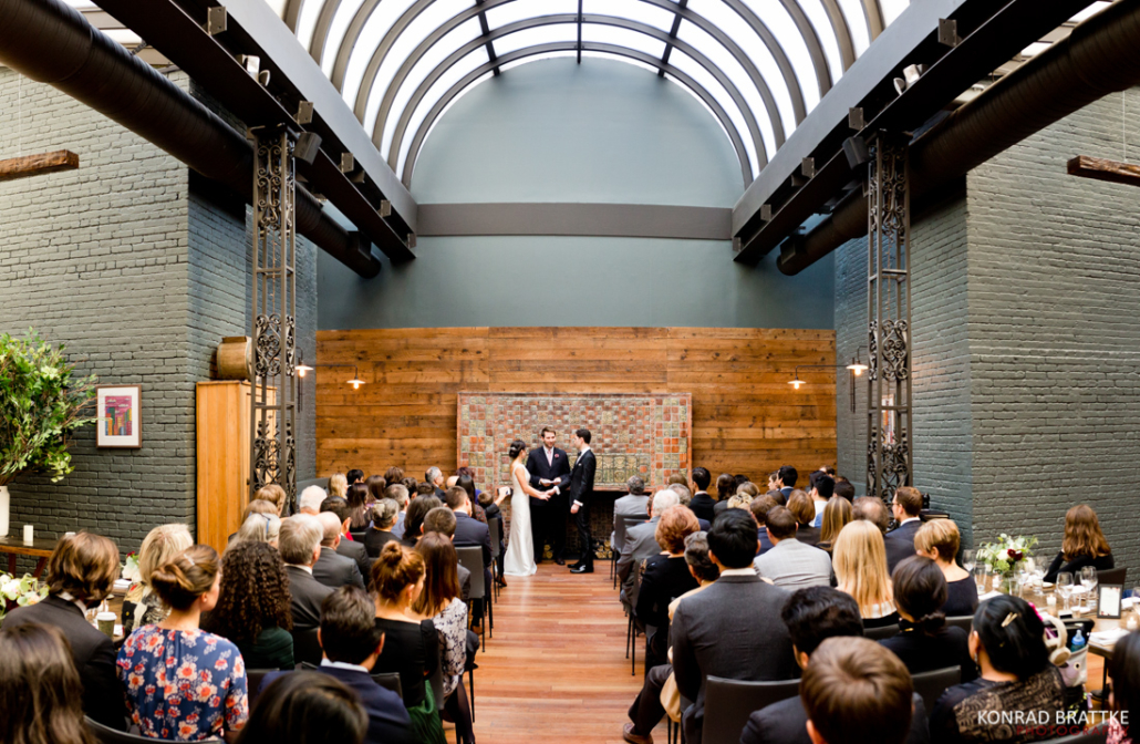 Wedding at The Milling Room and Central Park