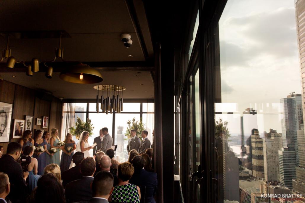 wedding at The Skylark